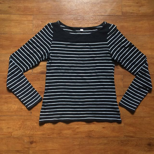 Stripes pullover / sweater