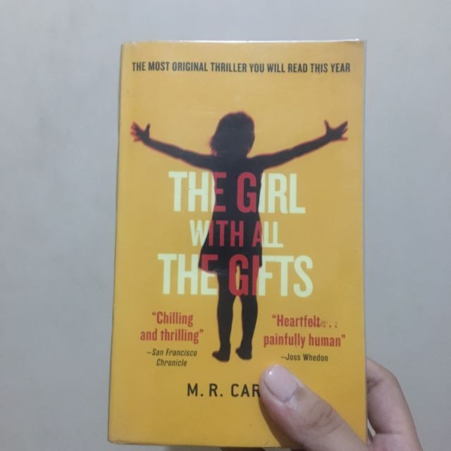 The Girl With All The Gift