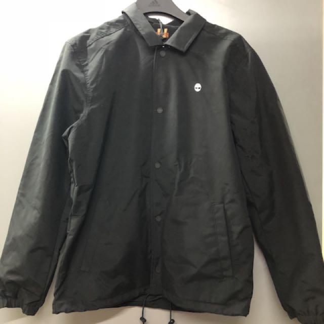 Timberland限量款內刷毛教練外套
