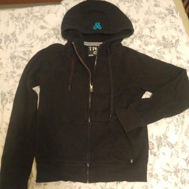 Tna black sweater, size small.