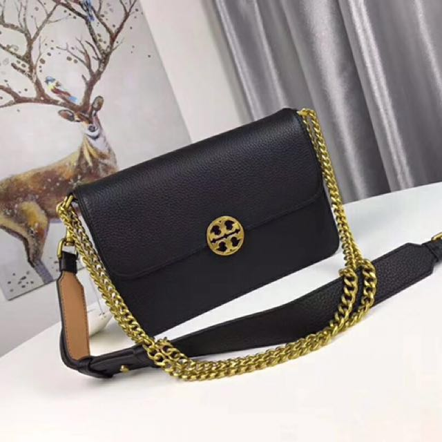 3d70fd9e4a38 Tory Burch Chelsea shoulder bag   Sling Bag   clutch   Hand Carry ...