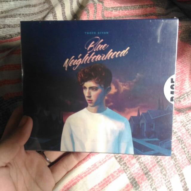 Troye Sivan Blue Neighbourhood ALBUM