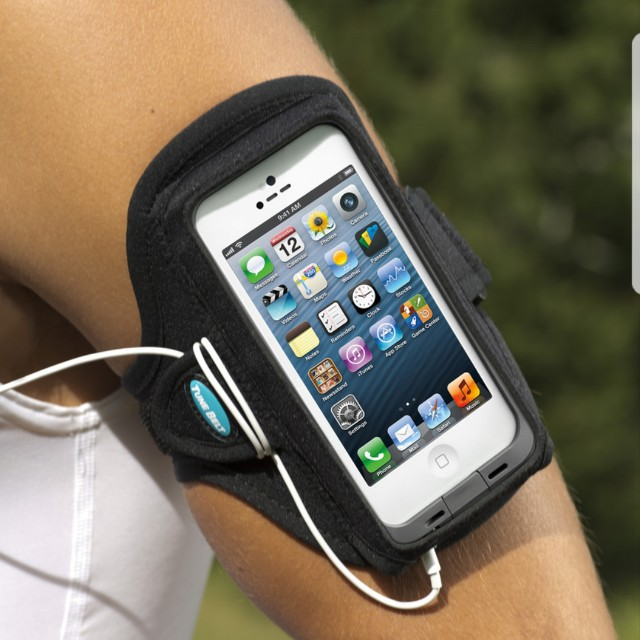 Tune Belt AB90 sports band for mobile