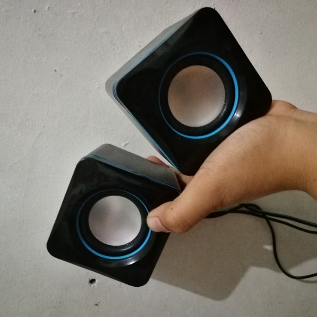 U-Cube usb powered speaker