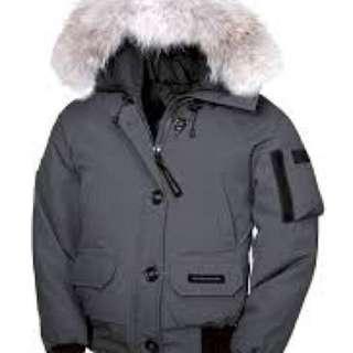 Grey Women's Canada Goose Jacket