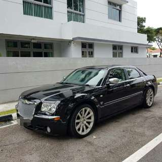 Chysler  3.5L v6 engine Good condition Luxury interior Self collect jb 🇸🇬 Status sing