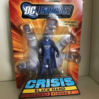 Black Hand Figure DC
