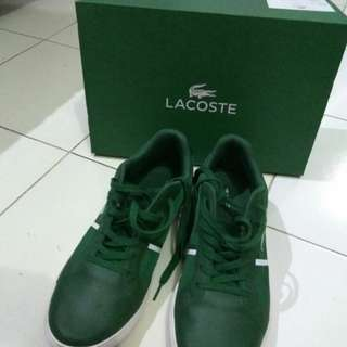 Lacoste original shoes size 41
