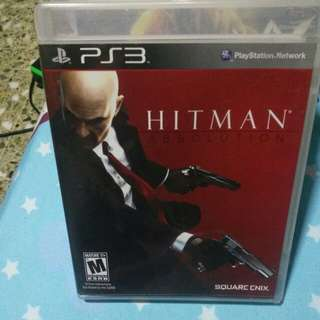 PS3 Game - HITMAN ABSOLUTION