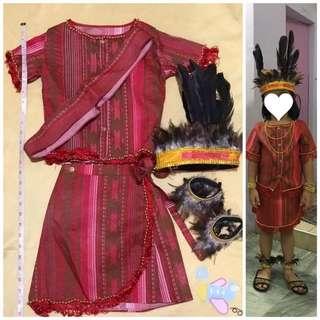 Preloved Igorot Costume
