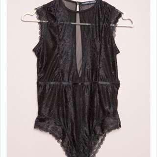 brandy Melville Lace Bodysuit