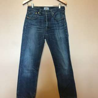 Vintage Levi's high waisted jeans