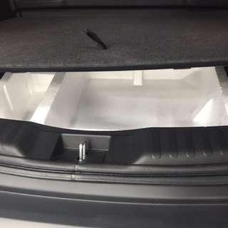 Honda CRV 5代 置物箱.防撞