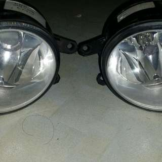 Headlamp Perodua Myvi Icon with Daylight and Foglamp