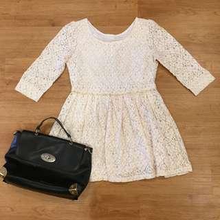 Vintage Classic Lace Dress