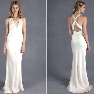 Nicole Miller designer Gown