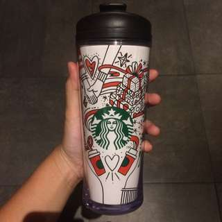 TUMBLER SBX  HOLIDAY SEASON