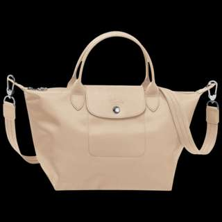 * REDUCED PRICE * Longchamp le pliage neo (NUDE)