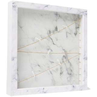 Typo Marble Hooked Shadow Box (Large)