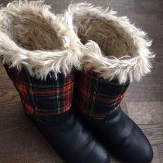 PRADA Winter Boots Size EU 39