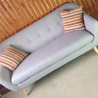 BRAND NEW 2.5 Seater Couch Two Colours To Choose