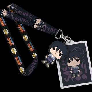 Funko Pop Lanyard Naruto Sasuke Collectible Gift