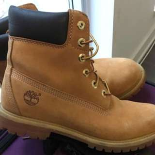 Timberlands Size 8.5 Excellent Condition
