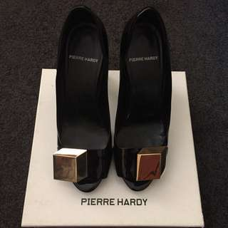 Pierre Hardy Classic Patent Heels