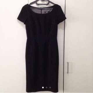 Marks&Spencer Black Dress