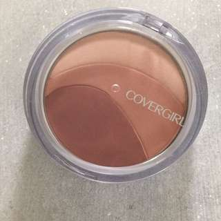 COVERGIRL Clean Glow Blusher - 100 Roses