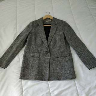Grey Jacket from Forcast size 10