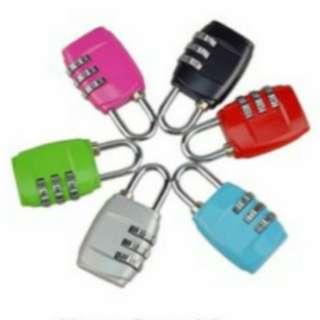 Number Locks