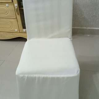 Dining chairs with cover