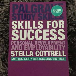 Skills For Success- Personal Insight Textbook