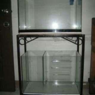 Metal stand for 20 Gallon Aquarium