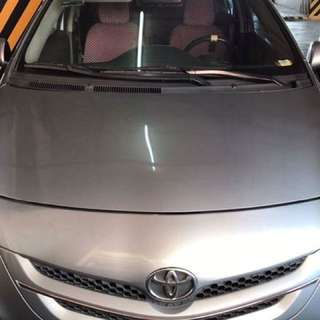2008 Toyota Vios 1.5G Manual transmission for Sale
