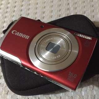 Canon Powershot A2500 Digital Camera