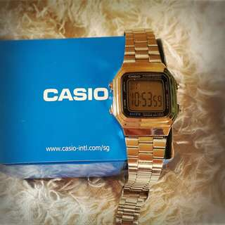 🎀Casio watch