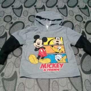 18m Baby boy hoodie