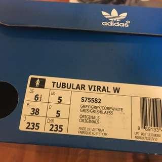Grey Tubular Viral W