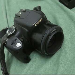 canon 350d +50mm f1,.8
