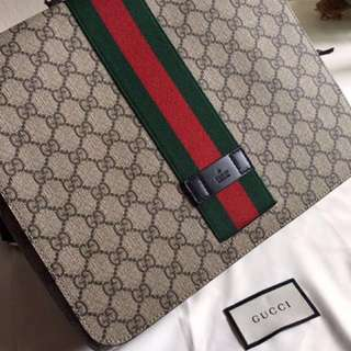 Authentic Gucci Messenger bag code 475432 stock ready