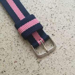 DW Watch strap