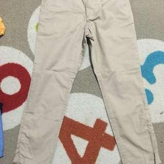 H&M boys khaki pants 4-5T