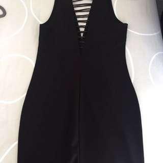 Black dress. Bought from australia