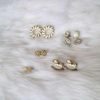 Earrings Bundle Set 1
