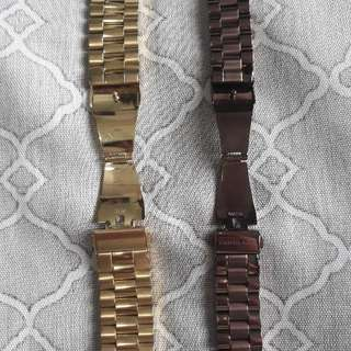 Authentic Michael Kors  Strap Watch