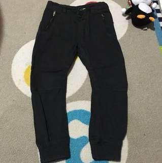 H&M shaped leg jogger pants 3-4T