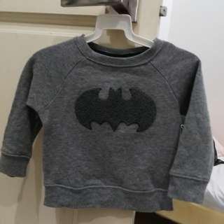 Batman sweat shirt