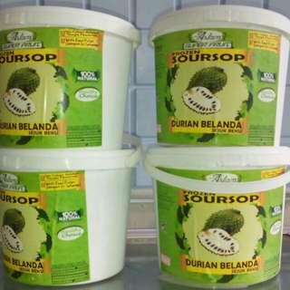💯 Pati Durian Belanda